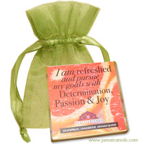 Grapefruit Tangerine Orange Blend Affirmation Soap