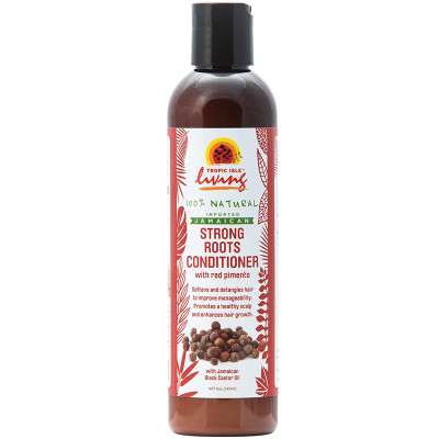 Tropic Isle Living Jamaican Strong Roots Conditioner with Red Pimento 8oz