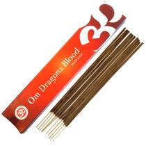 Om Dragons Blood Incense 15 gram