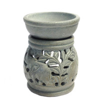 Elephant Gray Stone Oil Diffuser 3.5 inch