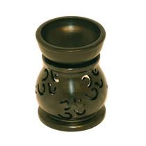 Small OM Black Stone Oil Diffuser 3.5 inch