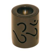 OM Black Stone Tube Oil Diffuser 3 inch