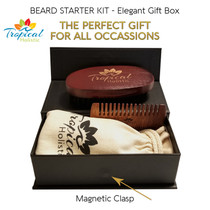 Men's Beard Starter Kit by Tropical Holistic