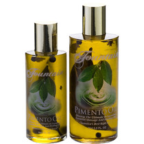 Fountain Pimento Oil 3.5oz and 2oz (Pack of 2)