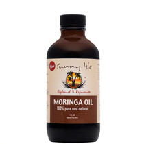 Sunny Isle Pure and Natural MORINGA OIL 4oz