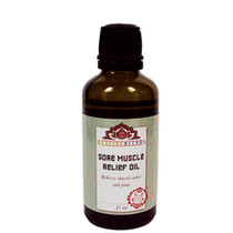 Healing Blends Sore Muscle Relief Oil 43ml