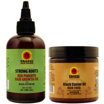 Tropic Isle Living Strong Roots and JBCO Hair Food Special