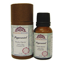 Healing Blends Peppermint Essential Oil 15ml
