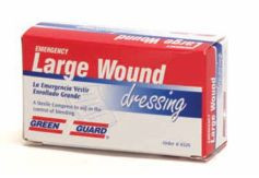 Emergency Large Wound Dressing