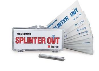 Splinter Out Disposable Probes - 10 Count/Pkg