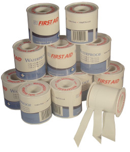 Tri-Cut Waterproof Tape 12 Roll Bundle