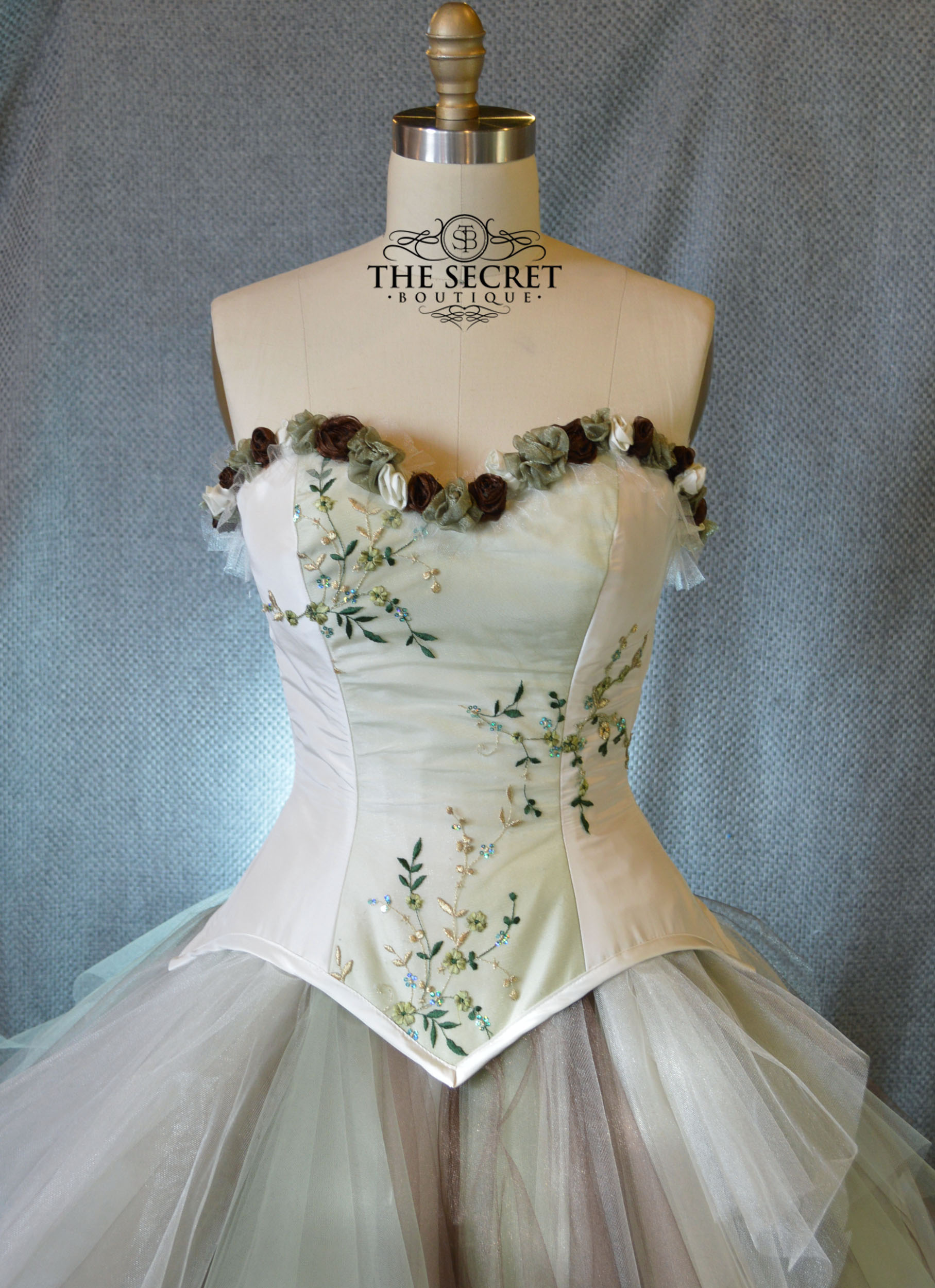 Color bridal gowns are my speciality - The Secret Boutique