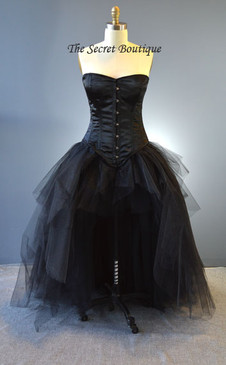 Tulle Corset Dress