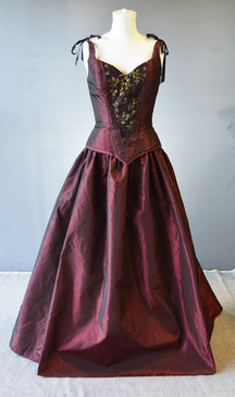 Masquerade Gown Anna