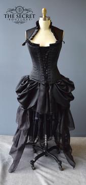 Masquerade Dress French Courtesan