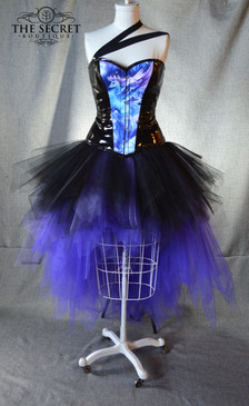 Prom Dress Gothic Unicorn