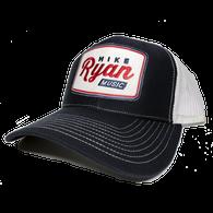 Mike Ryan Vintage Snapback Cap - Navy/White