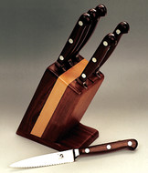 Forged Professional Rosewood Steak Set