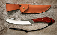 Xtra Resinwood Stainless #4 Survival Guthook #X4SG  Sugg Retail $149.00
