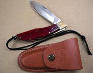 Xtra Resignwood handle, high carbon stainless steel blade, nickel silver bolster #X300S Sugg Retail $186.00