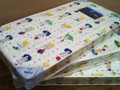 Spring baby cot mattress