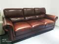 Classic brown lounges