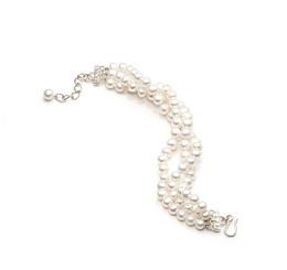 Caitlin Pearl Bridal Bracelet