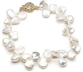 Tamar Keshi Pearl Bridal Jewellery Bracelet