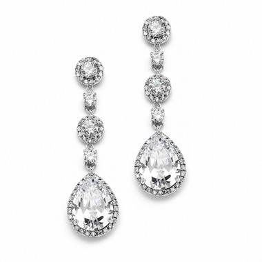 kysienn diamante accessories round earring earrings