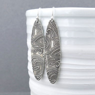 Marianne Earrings - Dainty Paisley