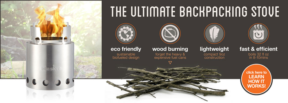 backpacking stove