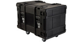 SKB Cases 10U Roto Shockmount Rack Case - 30