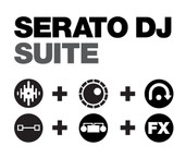 Serato DJ Suite All-in-one DJ Software Bundle