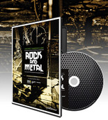 Acoustica Mixcraft Master Class Rock And Metal DVD (ACTADVD-44)