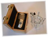 Wunder Audio CM7 FET Suprema Tube Condenser Microphone