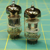 Telefunken ECC81 - 12AT7 Tube