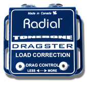Radial Engineering Dragster Guitar Pickup Load Correction Tool