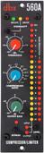 DBX 560A - 500 Series VCA-Based Compressor / Limiter