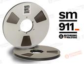 """RMGI / Recording the Masters 34225 - SM911 1/2"""" x 3750' Analog Tape - 12.5"""" Metal Reel + Box"""