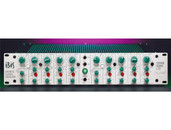 Crane Song IBIS 2U 4 band EQ, .2 -4 octave bandwidth, +/- 12dB, COLOR