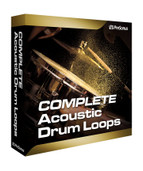 PreSonus Acoustic Drum Loops Complete Plug-in