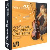 PreSonus Symphonic Orchestra Plug-in
