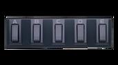 KORG EC-5  5-Switch Multi-function Pedalbord