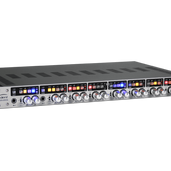 Audient ASP880 8-Channel Class-A Microphone Preamplifier and ADC