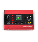 Focusrite RedNet X2P 2x2 Dante Interface w/2 Mic Pres & Headphone Out