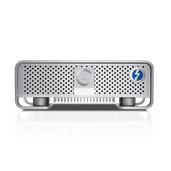 G-Technology G-Drive with Thunderbolt & USB 3.0