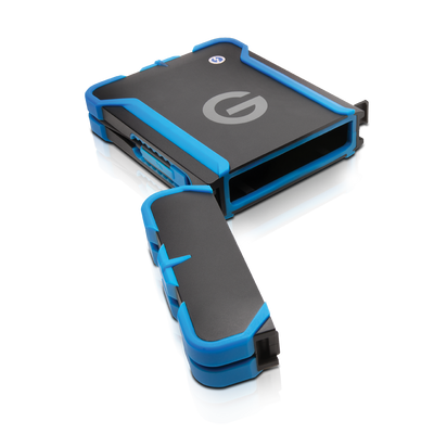 G-Technology ev All-Terrain Case (Thunderbolt)