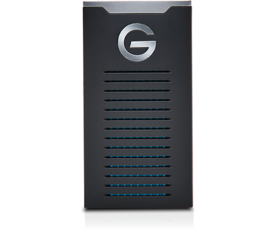 G-Technology G-DRIVE mobile SSD R-Series