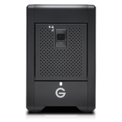 G-Technology G-SPEED Shuttle Thunderbolt 3 with ev Series Bay Adapters