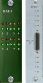 Burl Audio BAD-8  8-Channel Analog-to-Digital Daughter Card for B80, B16